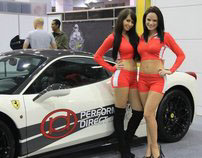 Web Video - Motor Show Overviews / Motor Show Montage