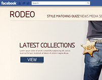 RODEO JEANS FB apps