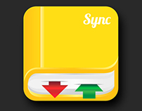 App icon - Sync