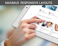 Maximus – Responsive Multi-Purpose Theme
