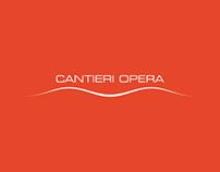 Corporate Identity Cantieri Opera