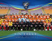 U.S. Lecce Season Posters / Posters Rosa U.S. Lecce