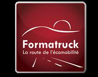 Formatruck - logo & webdesign