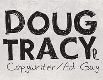 Doug Tracy Copywriter/Ad Guy