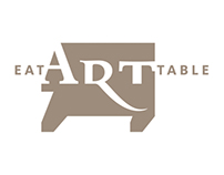 Eat Art Table