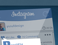 instagram new interface