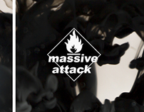 Massive Attack Alternative Poster