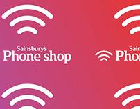 Brand Identity / Brand Creation_UK Teleco Retail store