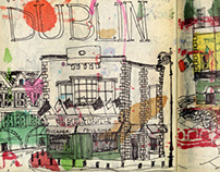 Ireland Sketchbook