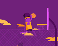 Super Dunker - Animated Gif
