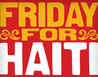 Friday for Haiti