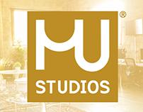 MU Studios Branding