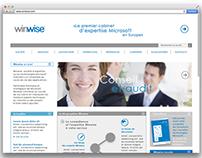 Site de la société Winwise