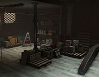 Warehouse - Day