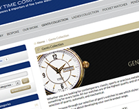 Swiss Watch website