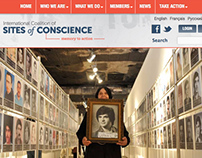 Sites of Conscience Website