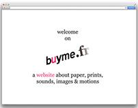 Site événementiel pour le lancement de Loveyourskin
