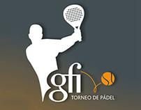 GFI Poster Torneo de Padel