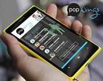 Pop Wings pour Windows phone 8