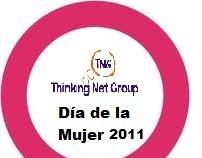 Día Internacional de la Mujer, saludo de TNG 2011