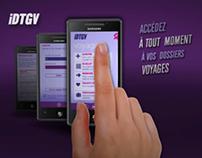 iDTGV pour WIndows Phone 7