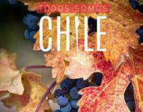 Todos somos Chile.