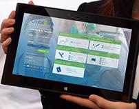 POC Cristal Link pour tablette Windows 8