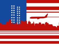 911 flag