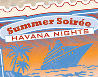 Prospect Park Havana Nights Invite