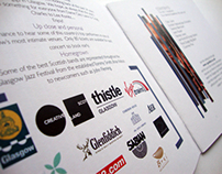 Jazz Festival Brochure