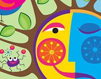 Huntsville Festival of Arts Illustration