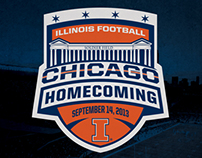 Illinois Chicago Homecoming