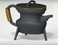 Déjà vu teapot