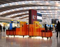 London Mix at Heathrow Terminal 5