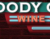 Goody Goody Liquor website graphics