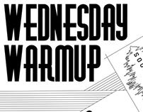 Wednesday Warmup