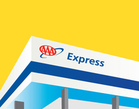 AAA Express :: Digital Signage