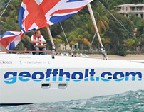 Geoff Holt – Logo designs