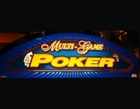 Multi-Game Poker - Bally
