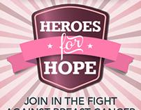 Heroes for Hope program