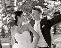 Renata i Sebastian- reportaż ze ślubu i przyjęcia