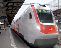 Suburban Train 2020