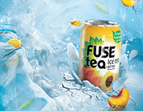 Fuze Tea Ice Cave