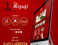 Seu Miyagi - 2012