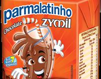 Achocolatado Parmalatinho Zymil