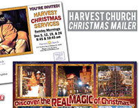 Harvest Church Christmas Mailer