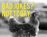 World Laughter Day: Bad Jokes?