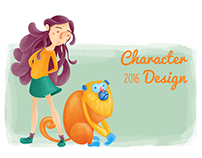 2016 Character Design