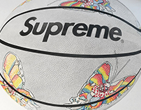 Supreme Butterfly Basketball