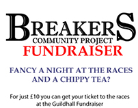 Breakers Bowling Alley Fundraising Advertisments